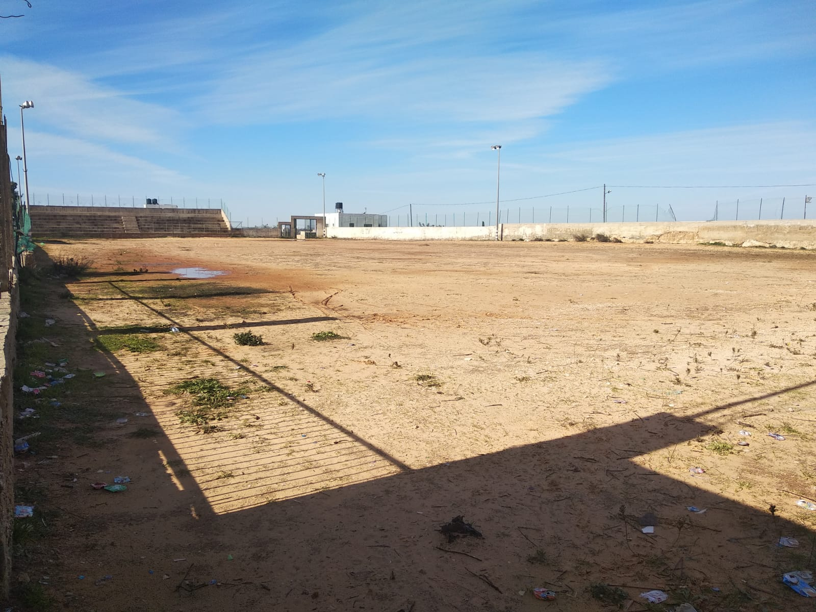 Alwein Football Field // Run4