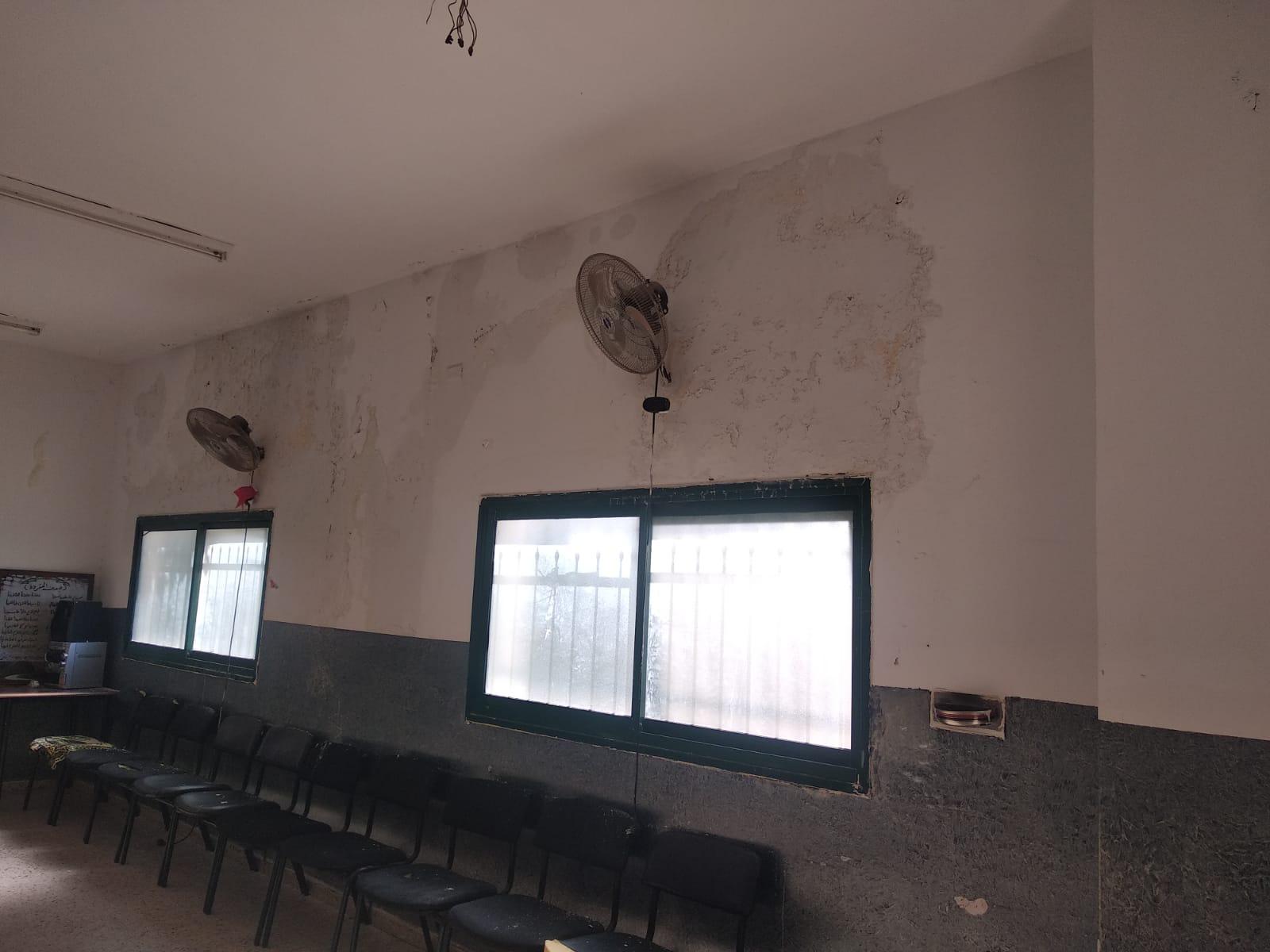 Leakage in Abwein Sportsclub Palestine // Run4 Foundation // Stichting Run4